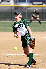 2008 Illinois Wesleyan Titans Softball Photos