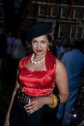 BISHI, Tate Britain Summer Party 2009. Millbank. London. 29 June 2009