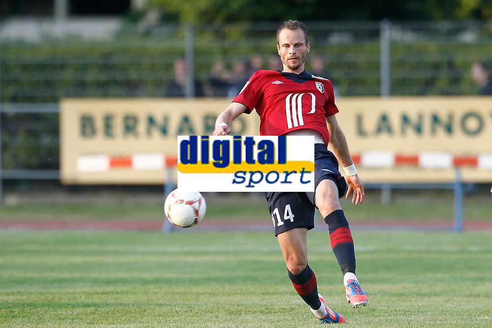 FOOTBALL - FRIENDLY GAMES 2012/2013 - LILLE OSC v ES TROYES - 21/07/2011 - PHOTO CHRISTOPHE ELISE / DPPI - DAVID ROZEHNAL (LOSC)
