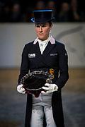 Helen Langehanenberg - Damsey FRH third in the World Cup final dressage<br /> FEI World Cup Final Gothenburg 2019<br /> © DigiShots