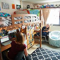 2016 UWL Residence Hall Dorm Life