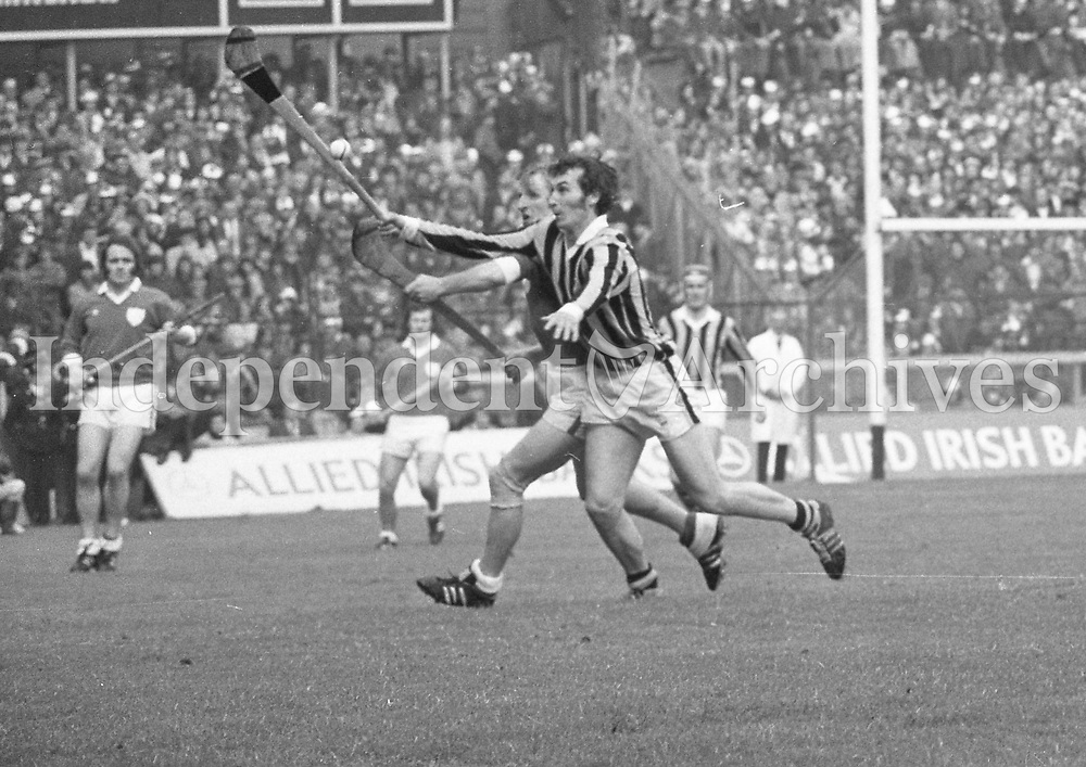 974-11<br /> 1974 Kilkenny v Limerick All-Ireland Hurling Final at Croke Park.<br /> (Part of the Independent Newspapers Ireland/NLI collection.)