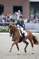 Hogberg Jeanna, SWE, Fiorucci HT<br /> World Championship Young Dressage Horses <br /> Ermelo 2016<br /> © Hippo Foto - Leanjo De Koster<br /> 29/07/16