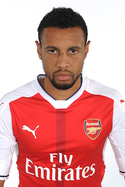 ST ALBANS, ENGLAND - AUGUST 03: (EXCLUSIVE COVERAGE) Francis Coquelin of Arsenal at the 1st team photocall at London Colney on August 3, 2016 in St Albans, England.  (Photo by Stuart MacFarlane/Arsenal FC via Getty Images)