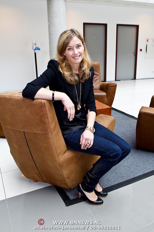NLD/Utrecht/20100607 - Presentatie tijdschrift Helden nr.5, Marieke van Bronckhorst - Wolffers
