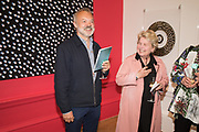 GRAHAM NORTON, SANDI TOKSVIG, Royal Academy of arts summer exhibition summer party. Piccadilly. London. 4 June 2019