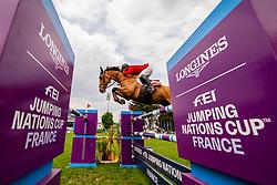 Estermann Paul, SUI, Lord Pepsi<br /> Jumping International de La Baule 2019<br /> <br /> 17/05/2019