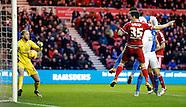 Middlesbrough v Blackburn Rovers 060216