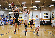 High School Girl's Basketball - Cedar Valley vs Lisbon - Lone Tree, Iowa - February 12, 2013