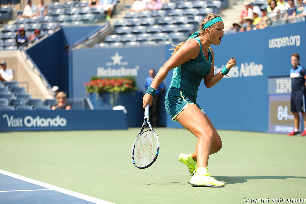 V. Azarenka d. Y. Wickmayer, 7-5, 6-4