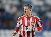 Fussball 1. Bundesliga  Saison   2010/2011   08.01.2011 FC Bayern Muenchen -  Al Wakrah Sport Club Bastian Schweinsteiger (FC Bayern Muenchen)