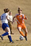 MCHS Varsity Girl's Soccer.vs Orange.March 12, 2007