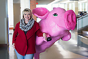 Wendy Poole of Fayetteville shot for Sells Agency and Fayetteville Advertising and Promotions