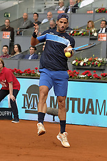Mutua Madrid Open - Day Three - 07 May 2018
