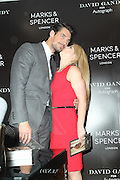 Hong kong, China - 23th September, 2014.<br /> <br /> Super model David Gandy attends the fans meeting conference at Marks & Spencer in Hong kong, China on 23th September, 2014.<br /> ©Exclusivepix