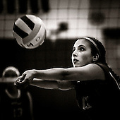 MCHS JV Volleyball vs Page
