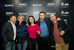 Sports party during Sports marketing and sponsorship conference Sporto 2018, on November 22, 2018 in Hotel Slovenija, Congress centre, Portoroz / Portorose, Slovenia. Photo by Vid Ponikvar / Sportida