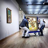 Van Goghmuseum in de Hermitage