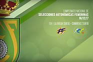 16-12-2017 Seleccion Riojana vs Seleccion Canaria sub 16