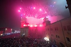 SPETTACOLO INCENDIO DEL CASTELLO<br /> ULTIMO DELL'ANNO 2016