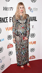 Raindance Film Festival: Taking Stock at Vue Piccadilly, Regent Street, London on Sunday 4 October 2015