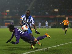 20 Feb 2014 Esbjerg fB - Fiorentina, Europa League