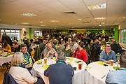 VIP Dining during the EFL Sky Bet League 2 match between Forest Green Rovers and Coventry City at the New Lawn, Forest Green, United Kingdom on 3 February 2018. Picture by Shane Healey.