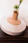 Merging Top vase by THINKK Studio