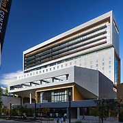 House & Robertson Architects- Sawyer Hotel & Residence