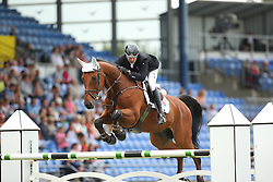 Holly Andrej, (SVK), Cento<br /> Team Competition round 1 and Individual Competition round 1<br /> FEI European Championships - Aachen 2015<br /> © Hippo Foto - Stefan Lafrentz<br /> 19/08/15