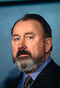 Pat Choate, the 1996 Reform Party Vice President candidate January 20, 1997 in Washington, DC.