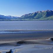 Turnagain Arm, Cook Inlet, Alaska USA