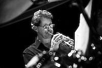 Trumpet Player, Abu Dhabi Big Band, UAE