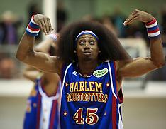 Napier - Harlem Globetrotters basketball show