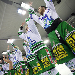 20080309: Ice Hockey - EBEL league, semifinals, ZM Olimpija vs Linz