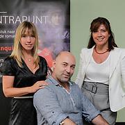 NLD/Amsterdam/20120910 - Perspresentatie toneelstuk Contrapunt, Nienke Romer, Janke Dekker en Loek Peters