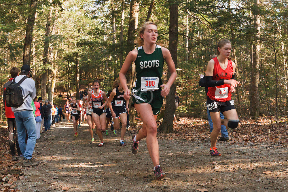 New England High School XC Championship