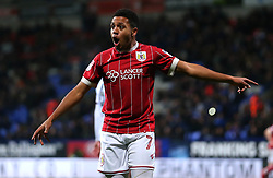 Korey Smith of Bristol City cuts a frustrated figure - Mandatory by-line: Robbie Stephenson/JMP - 02/02/2018 - FOOTBALL - Macron Stadium - Bolton, England - Bolton Wanderers v Bristol City - Sky Bet Championship