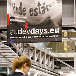 20111215 - Poland - Warsaw  - European Development Days  2011 - Ambiance © European Union