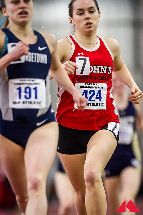 women's mile, heat 2, Batt-Doyle, Isobel        FR St. John's