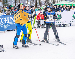 25.01.2020, Streif, Kitzbühel, AUT, FIS Weltcup Ski Alpin, im Rahmen der KitzCharityTrophy 2020 am Samstag, 25. Jänner 2020, auf der Streif in Kitzbühel. // f.l. Oliver Blume Andreas Haffner Uwe-Karsten Städter during the KitzCharityTrophy 2020 at the Streif in Kitzbühel, Austria on 2020/01/25, im Bild v.l. Oliver Blume, Andreas Haffner, Uwe-Karsten Städter // f.l. Oliver Blume Andreas Haffner Uwe-Karsten Städter during the KitzCharityTrophy 2020 at the Streif in Kitzbühel, Austria on 2020/01/25. EXPA Pictures © 2020, PhotoCredit: EXPA/ Stefan Adelsberger