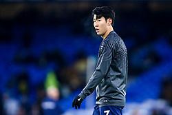 Son Heung-Min of Tottenham Hotspur - Mandatory by-line: Robbie Stephenson/JMP - 23/12/2018 - FOOTBALL - Goodison Park - Liverpool, England - Everton v Tottenham Hotspur - Premier League