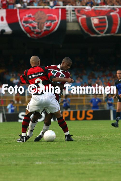 15.03.2003, Est?dio M?rio Filho - Maracan