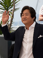 Actor Kwak Do-Won at The Strangers (Goksung) film photo call at the 69th Cannes Film Festival Wednesday 18th May 2016, Cannes, France. Photography: Doreen Kennedy