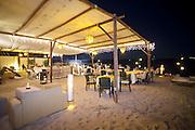 One Medano beach club at cabo san lucas