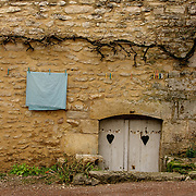 clothes line Flavigny-sur-Ozerain