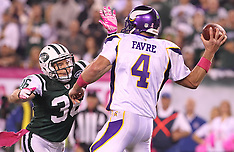 October 11, 2010: Minnesota Vikings at New York Jets