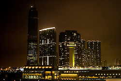 Hong Kong - Victoria Harbour: The Symphony of Lights.