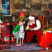 Santa's Magical World - Frye
