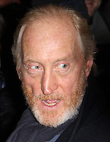 Charles Dance arrives for the Premiere of 'The Commuter' held at Aqua, London, UK, 25 October 2010: For piQtured Sales contact: Ian@Piqtured.com +44(0)791 626 2580 (picture by Richard Goldschmidt)